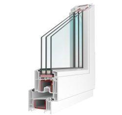 Одностворчатое окно