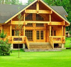 Окна в деревянные дома