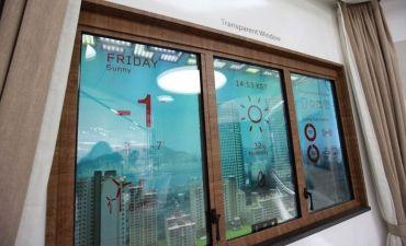 Параметры умного окна